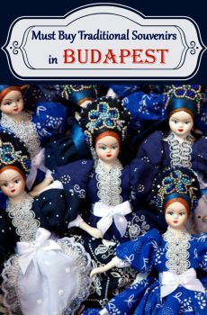 Budapest shopping guide for anyone who is interested in finding traditional Hungary products to bring home as souvenirs.