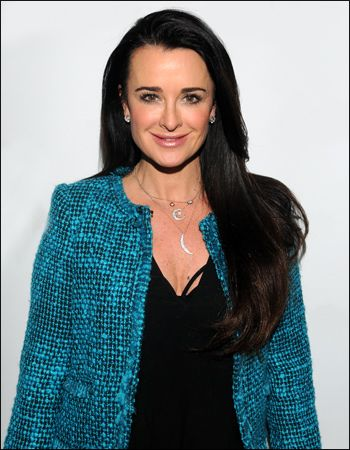 Kyle Richards wishes to have more kids!