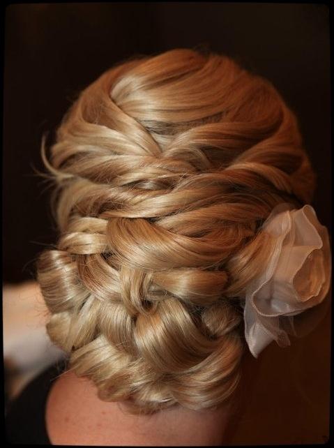 Prom hair?