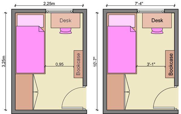 Bedroom Design Planning Bedroomideas In 2020 Small Room Layouts Bedroom Furniture Layout Child Bedroom Layout