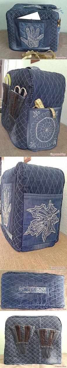 Oblečenie pre šijacie stroje - patchwork - doma mamičky
