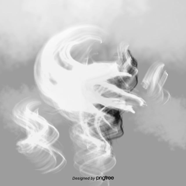 Black And White Smoke Floating Elements Element Gradient Smoke Png Transparent Clipart Image And Psd File For Free Download In 2020 Black And White Cartoon Black And White Background Smoke Art