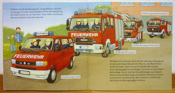 Praatplaat: De brandweer rukt uit