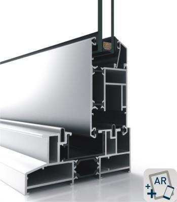 Detalle del sistema 4500 Corredera Elevable RPT