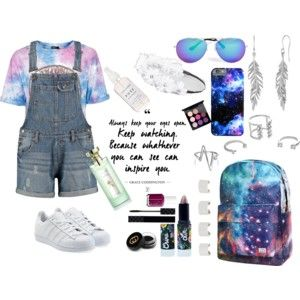 Denim Galaxy