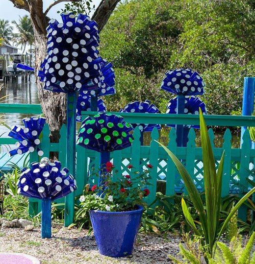 Garden Decorations Diy: 1000+ Images About Garden Ornaments On Pinterest
