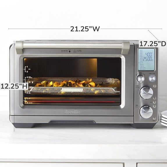 Breville Smart Oven Air With Super Convection In 2020 Basic