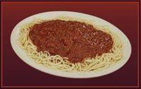 Recettes Secrètes - Chez Georges Steak House :: Sauce à spaghetti