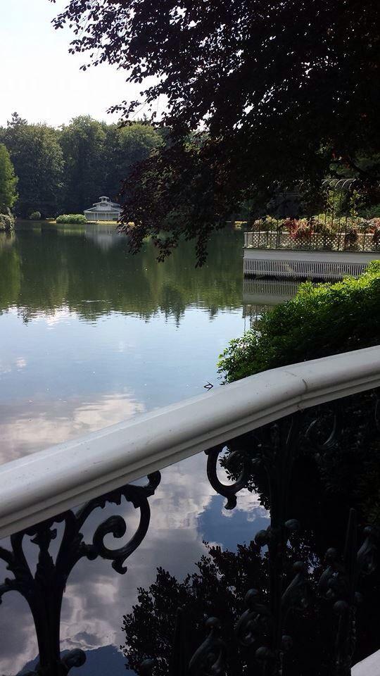 Een park waar je schitterend kunt wandelen..