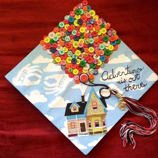 12 Disney Graduation Cap Designs to make your day even more magical