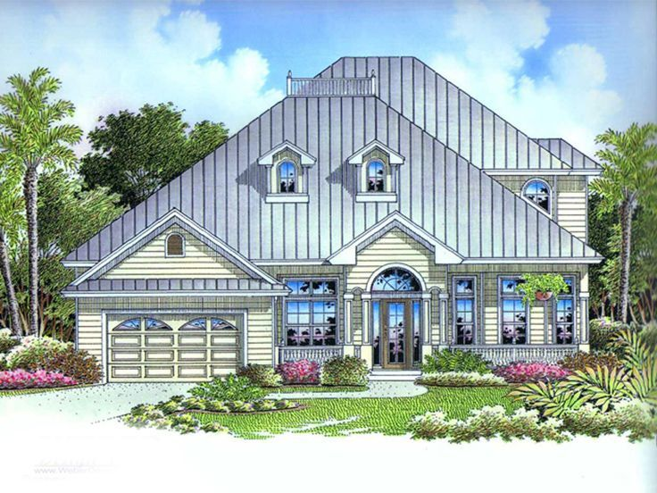 old florida home plans
