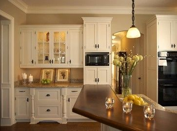 Cape Style Homes Kitchens | Cape Cod, Shingle style lake home - traditional - kitchen - detroit ...