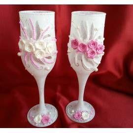 Svadobné poháre Adela
