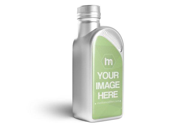Make Yourself A New Custom Car Engine Oil Bottle Design An Online Mockup Template For An Engine Oil Bottle Label A 3d Mockup Bottle Mockup Bottle Oil Bottle