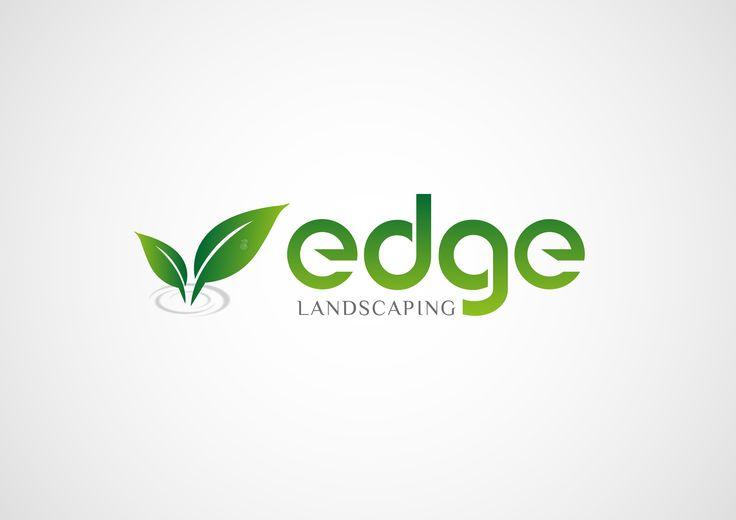 Logo Design Contests » Inspiring Logo Design for Edge Landscaping ...
