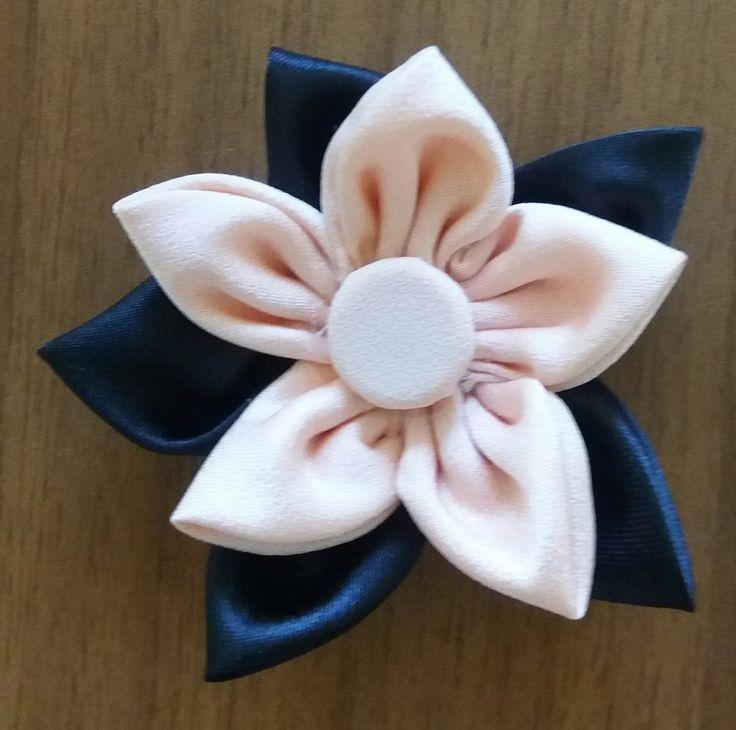 Fiore raso decorativo , by francycreations non solo idee regalo, 4,00 € su misshobby.com