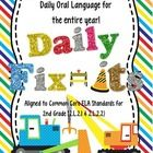 "Every day in my 2nd grade classroom, my students do a ""daily fix it"". This means that they edit sentences for punctuation, capitalization, common m..."