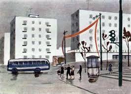 Милица Чарнецкая, в новом районе