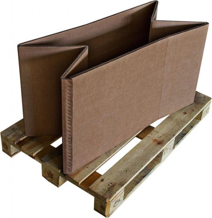 Přepravní boxy Jsou velmi odolné obaly s vysokou pevností určené pro stohování, skupinové balení a ochranu zboží. Nosnost obalů může být až 1200Kg podle typu použitých 7-vrstvých nebo 5-vrstvých lepenek. http://www.akart.cz/prepravni-boxy