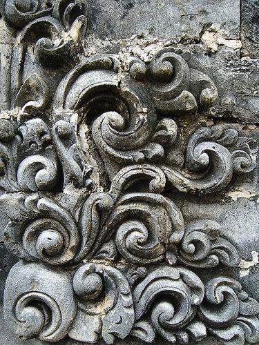 Ulutwatu Temple Carvings - Bali