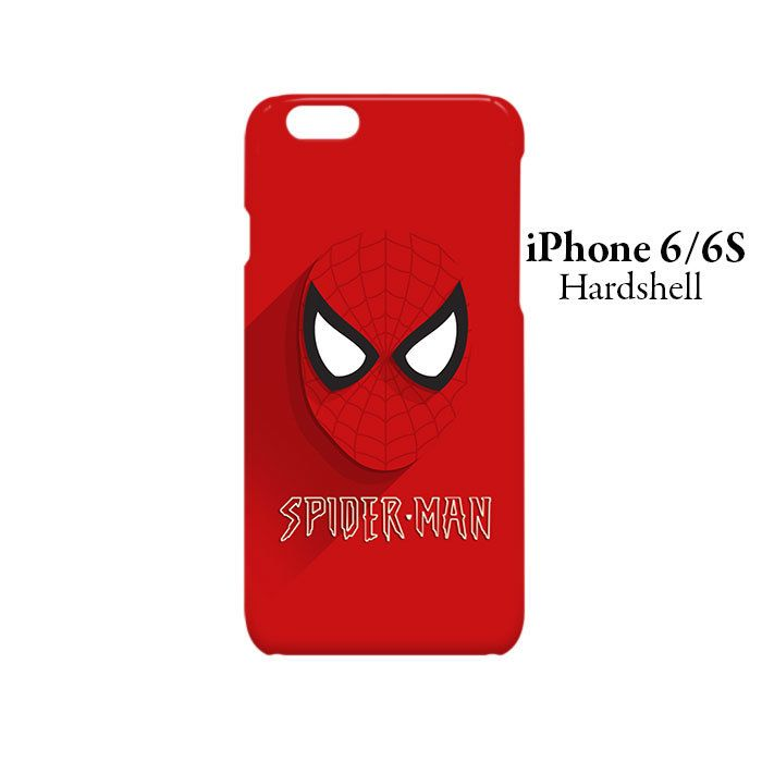 SpiderMan Superhero iPhone 6/6s Hardshell Case
