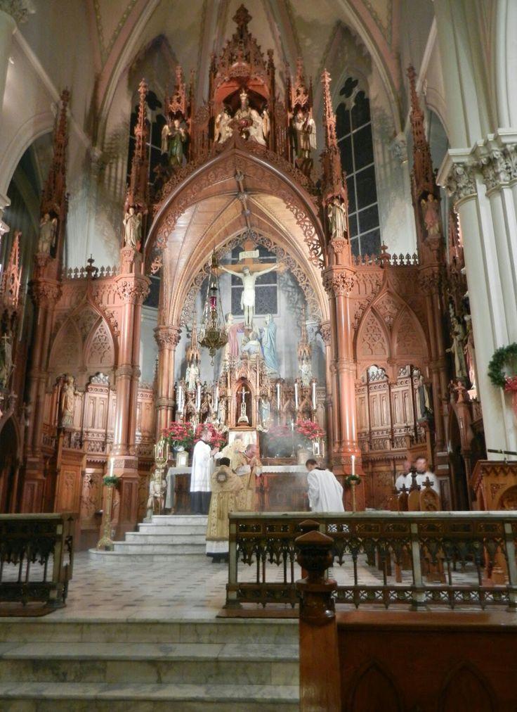 St. Stephen Roman Catholic Church W. 54th St Cleveland, OH ...