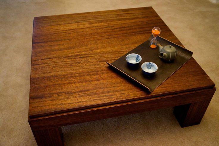 Modern Japanese Coffee Table
