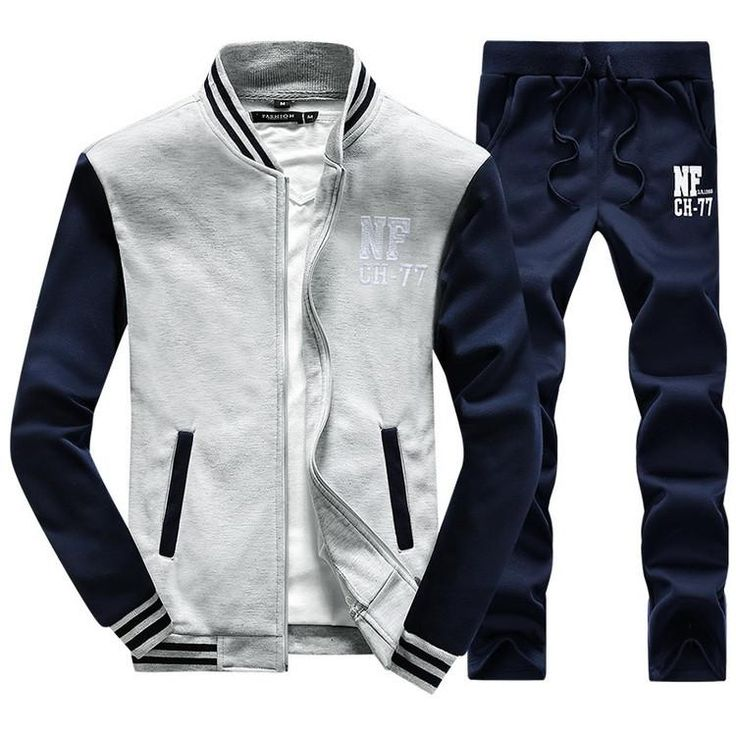 Men's fashion Sports Tracksuits - All In One Place With Us - 4