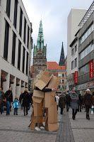 satellit-kunstverein: Courage Paket-verpackt_in-Münster (couragiert von Ruppe Kosellek)