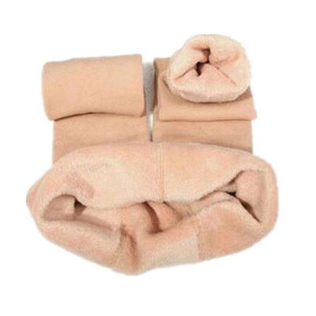 CHLEISURE S-XL 8 Colors Winter Leggings Women's Warm Leggings High Waist Thick Velvet Legging Solid All-match Leggings Women