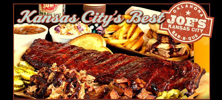 Oklahoma Joe's Joe's kansas city bbq, Kansas city bars