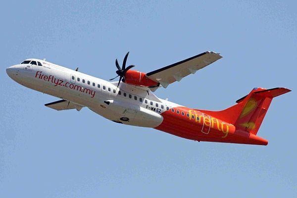 ATR.72-212A(500) FlyFireFly TLS