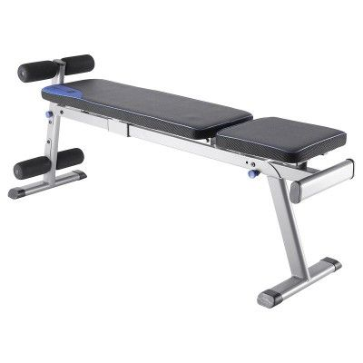 FITNESS Fitness Fitness, Musculation - Banc abdominaux abs 500 DOMYOS - Fitness, Musculation