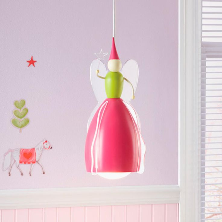 Fairy Godmother Pendant Light Cute for a. & 69 best Childrenu0027s Lighting u0026 Rugs images on Pinterest | Potted ... azcodes.com