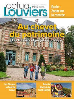 Le nouvel actua #Louviers est en ligne. Téléchargez-le !