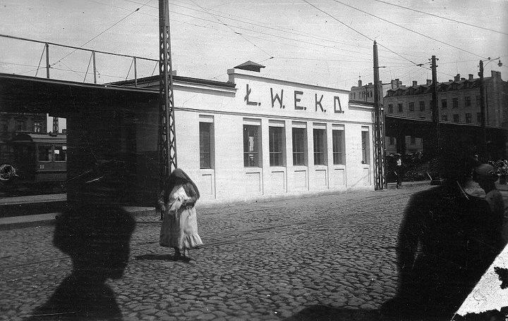 Balucki Market, Lodz, Polnad