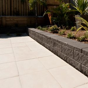 National Masonry Modernstone Retaining Wall Blocks