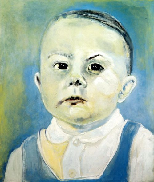 Marlene Dumas...her work is beautiful & haunting at the same time.