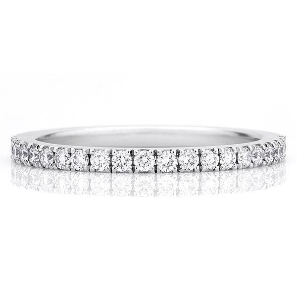 DB クラシック バンドリング ハーフ - DE BEERS(デビアス)の結婚指輪(マリッジリング)