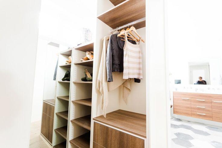 The Block Triple Threat: Week 7 Master Bedroom and WIR Room Reveals