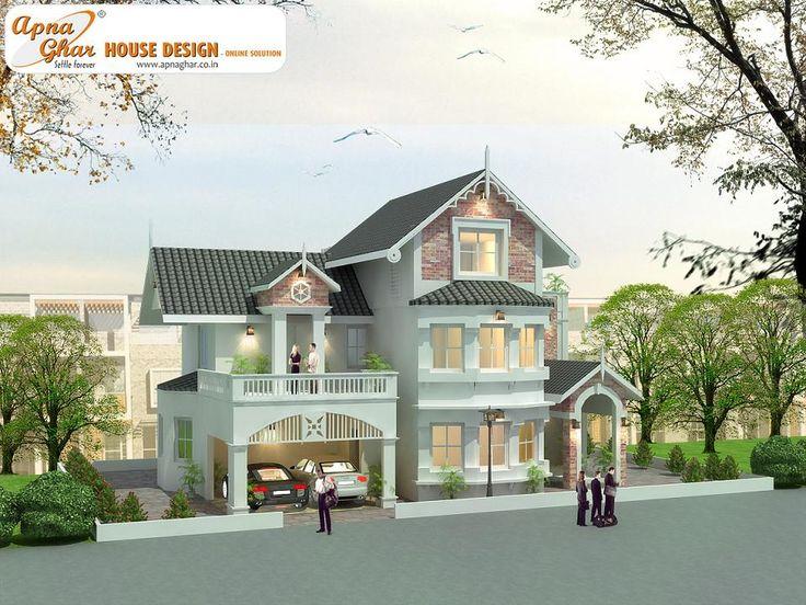 78 Best images about Triplex House Design on Pinterest