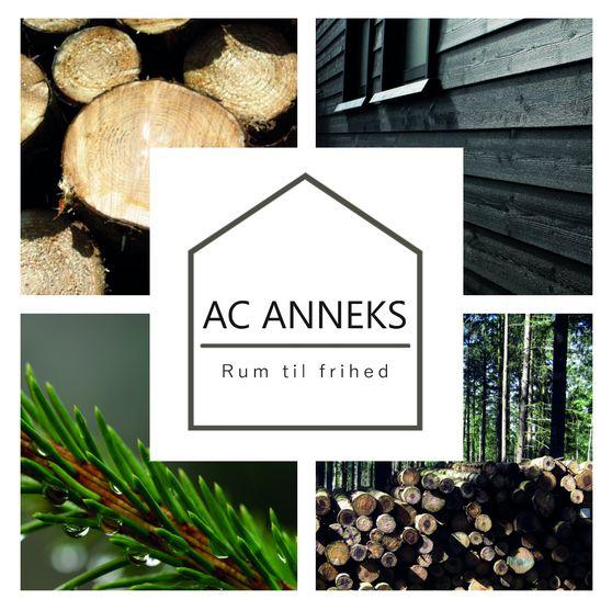 Anneks til sommerhus lavet i træ. Isoleret anneks fra AC ANNEKS #anneks