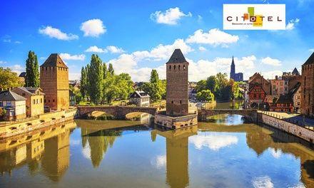 Hotel du Convent du Franciscain à Straßburg : City trip à Strasbourg: #STRAßBURG 59.90€ au lieu de 79.18€ (24% de réduction)