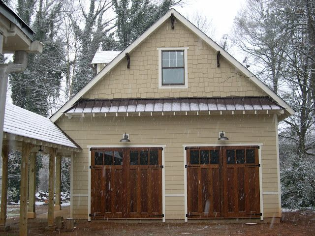 25 best ideas about carriage house on pinterest for Carriage door plans