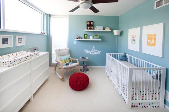 50 Beautiful Blue Nurseries