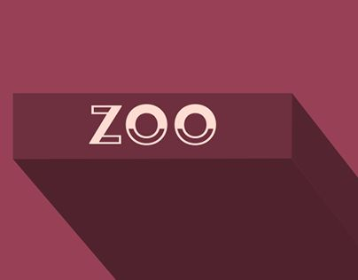 """Check out new work on my @Behance portfolio: """"Zoo"""" http://be.net/gallery/37056577/Zoo"""