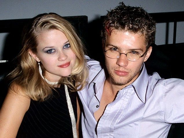 Reese Witherspoon & Ryan Phillippe...sigh. I'm still ...