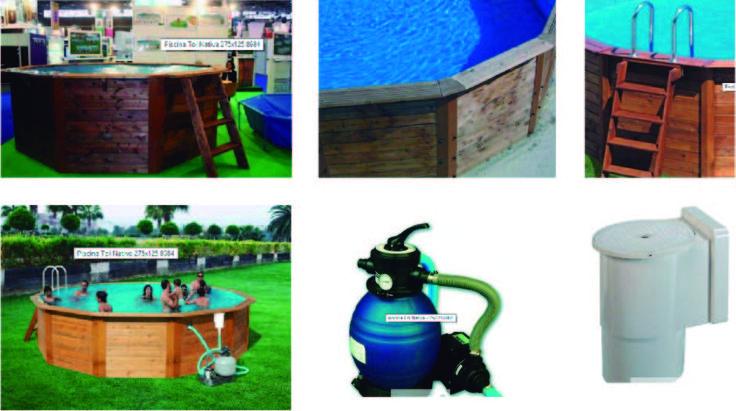 ¡Hola! Buenas tardes amigos. Esta semana os aconsejamos piscina de madera toi, serie Nativa. De madera 100%, elegante y de alta calidad. Disfruten de nuestras ofertas y si tienen alguna duda, le asesoramos sin compromisos. ¡No olviden visitarnos! http://www.piscinasdesmontables.com/piscinas-de-madera-toi-nativa/piscina-toi-nativa-275x125-8984.html
