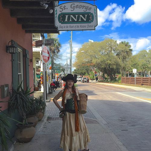 Miami blogger MARIA DE LOS ANGELES shares a delightful personal perspective on why we love St. Augustine, our Spanish-Celtic roots & the St. Augustine Celtic Music & Heritage Festival. http://sexandthebeach.blogspot.com/2016/02/irish-eyes-are-smiling-in-st-augustine.html #staugustine