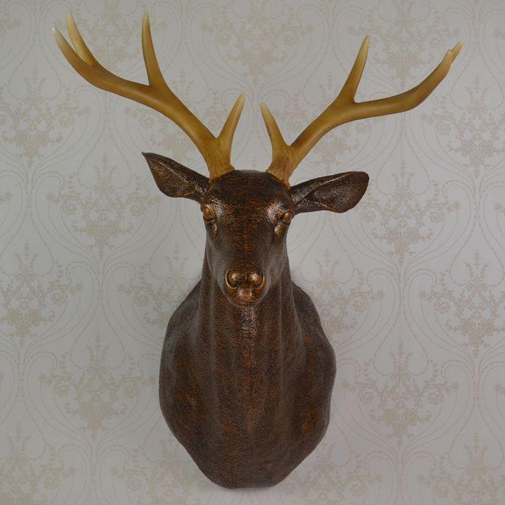 25 Best Ideas About Faux Deer Head On Pinterest White